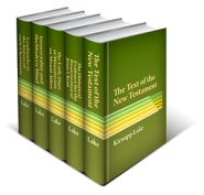 Kirsopp Lake New Testament Backgrounds Collection (5 vols.)