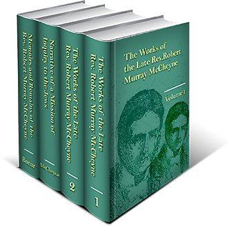 The Works of Robert Murray McCheyne (4 vols.)