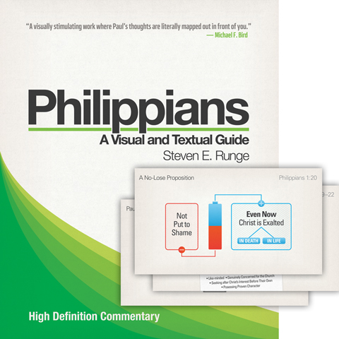 High Definition Commentary: Philippians