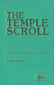 The Temple Scroll: An Introduction, Translation and Commentary