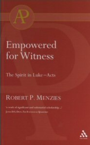 Empowered for Witness: The Spirit in Luke-Acts