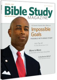 Bible Study Magazine—January-February 2010 Issue