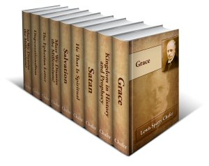 Lewis Sperry Chafer Collection (9 vols.)