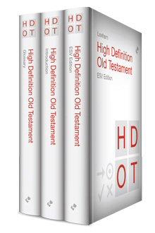 Lexham High Definition Old Testament (3 vols.)