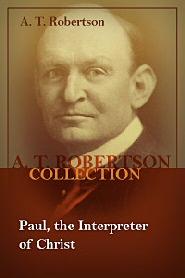 Paul, the Interpreter of Christ