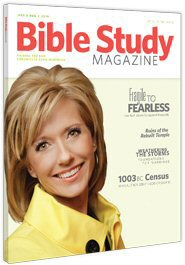Bible Study Magazine—July-August 2010 Issue