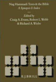 Nag Hammadi Texts and the Bible: A Synopsis and Index