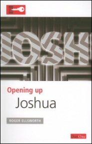 Opening Up Joshua