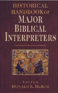 Historical Handbook of Major Biblical Interpreters