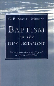 Baptism in the New Testament