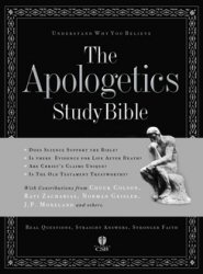 Apologetics Study Bible Notes