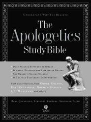 Apologetics Study Bible Notes