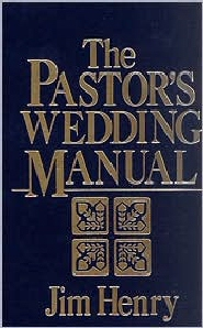 The Pastor's Wedding Manual