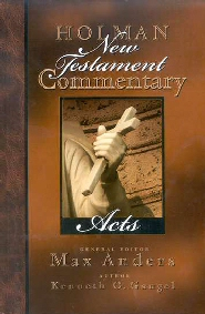 Holman New Testament Commentary: Acts