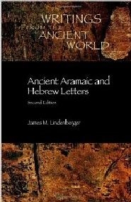 Ancient Aramaic and Hebrew Letters, 2nd ed.