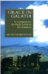 Grace in Galatia: A Commentary on Paul's Letter to the Galatians