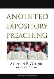 Anointed Expository Preaching