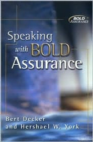 Speaking with Bold Assurance