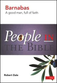Barnabas: A Good Man, Full of Faith