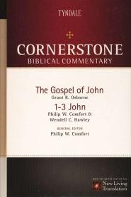 Cornerstone Biblical Commentary: The Gospel of John, 1–3 John