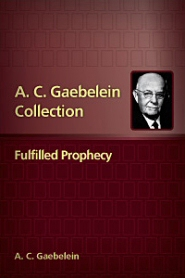 Fulfilled Prophecy: A Potent Argument for the Inspiration of the Bible