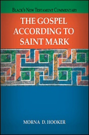 Black's New Testament Commentary: The Gospel According to Saint Mark