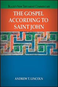 Black's New Testament Commentary: The Gospel According to Saint John