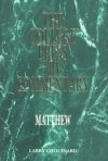 The College Press NIV Commentary: Matthew