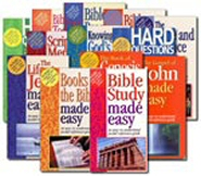 Bible Made Easy Series (13 vols.)