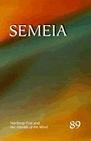 Semeia: An Experimental Journal for Biblical Criticism (91 Issues)