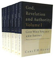 God, Revelation, and Authority (6 vols.)