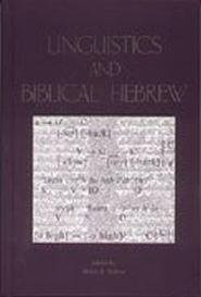 Linguistics and Biblical Hebrew