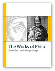 The Works of Philo: Greek Text with Morphology