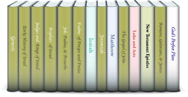 Explorer's Bible Study: Adult Curriculum (14 courses)