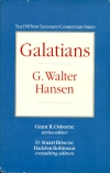 The IVP New Testament Commentary Series: Galatians