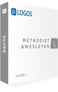 Methodist & Wesleyan Silver