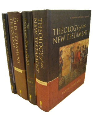 Zondervan Biblical Theology Collection (4 vols.)
