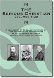 Serious Christian, vols. 1–20