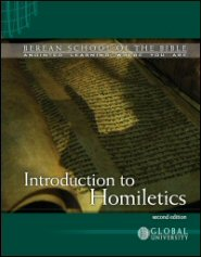 Introduction to Homiletics: BSB Level 2 [MIN 223]