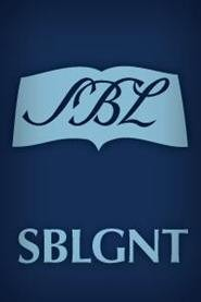 The Greek New Testament: SBL Edition (SBL)