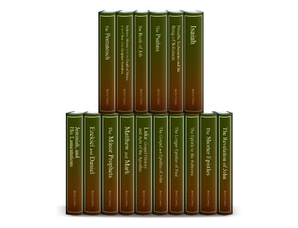 Henry Cowles Commentary Series (16 vols.)
