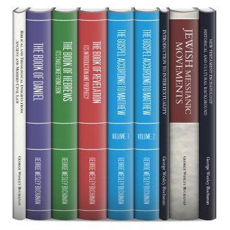 George Wesley Buchanan Collection (9 vols.)