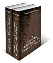 Samuel Prideaux Tregelles Collection (2 vols.)