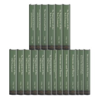 The Works of John Gill (19 vols.)
