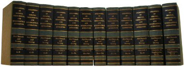 Cyclopaedia of Biblical, Theological, and Ecclesiastical Literature (12 vols.)