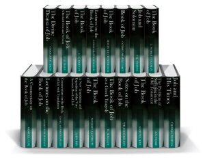 Classic Commentaries and Studies on Job (18 vols.)