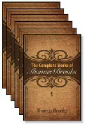 The Complete Works of Thomas Brooks (6 vols.)