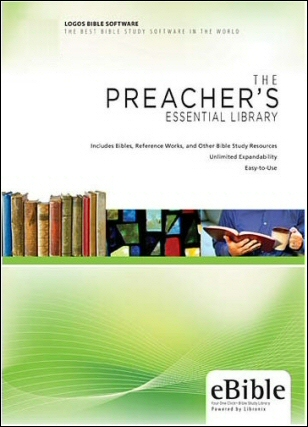 Preacher's Essential Bible Study Library