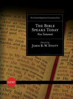 The Bible Speaks Today: New Testament (22 vols.)