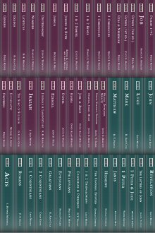 Tyndale Commentaries (49 vols.)